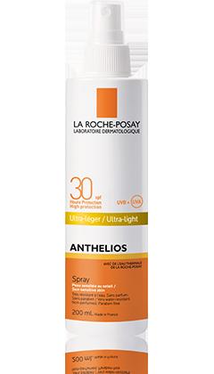 ANTHELIOS SPF 30+ SPRAY ULTRA-LIGHT 200 ML