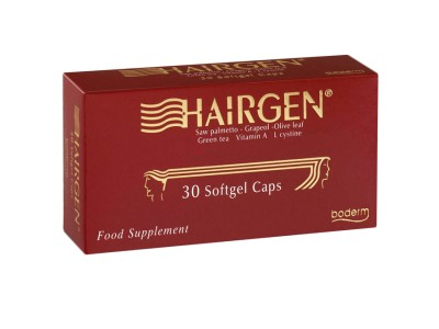 HAIRGEN CAPSULAS  30 CAPS