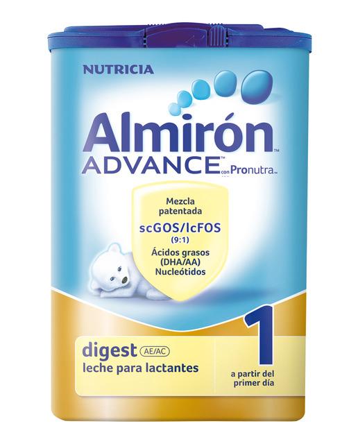 ALMIRON ADVANCE DIGEST PLUS 1 POLVO 800GR
