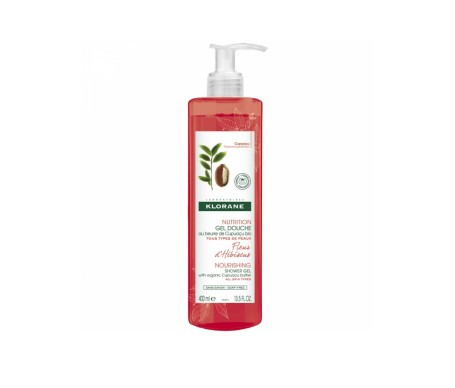 KLORANE GEL HIBISCUS 400ML