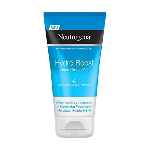 Neutrogena Hydro Boost Crema de Manos Hidratante Gel 75ml