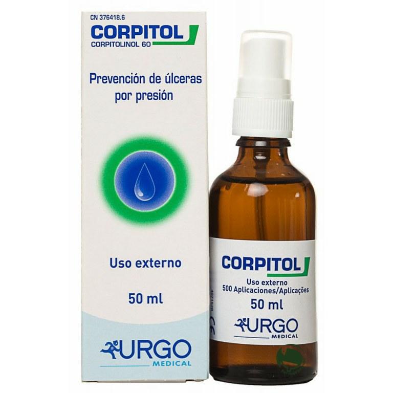 CORPITOL 50 ML GOTAS