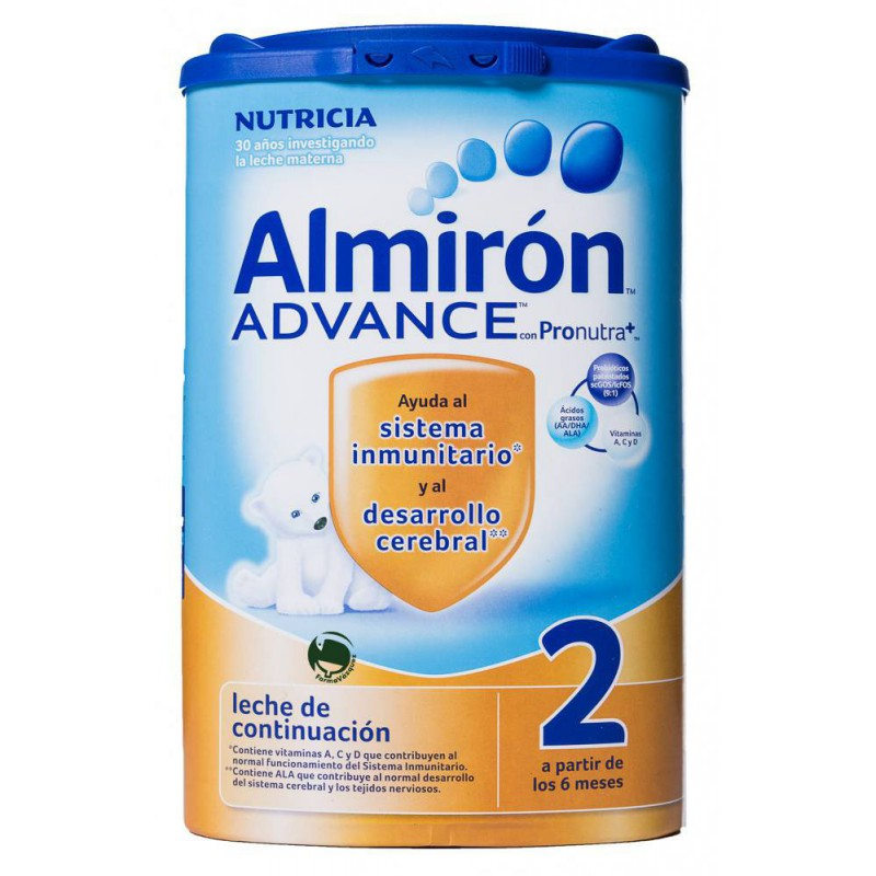 ALMIRON ADVANCE PRONUTRA 2 800G