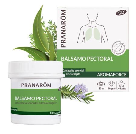 PRANAROM BALSAMO PECTORAL