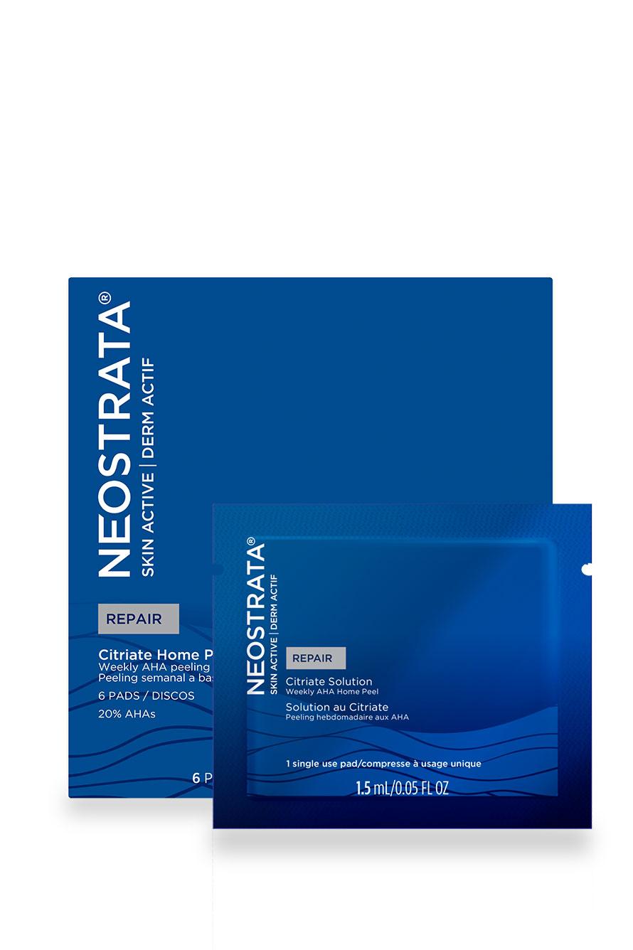 NEOSTRATA REPAIR CITRIATE HOME PEELING SYSTEM 6 DISCOS