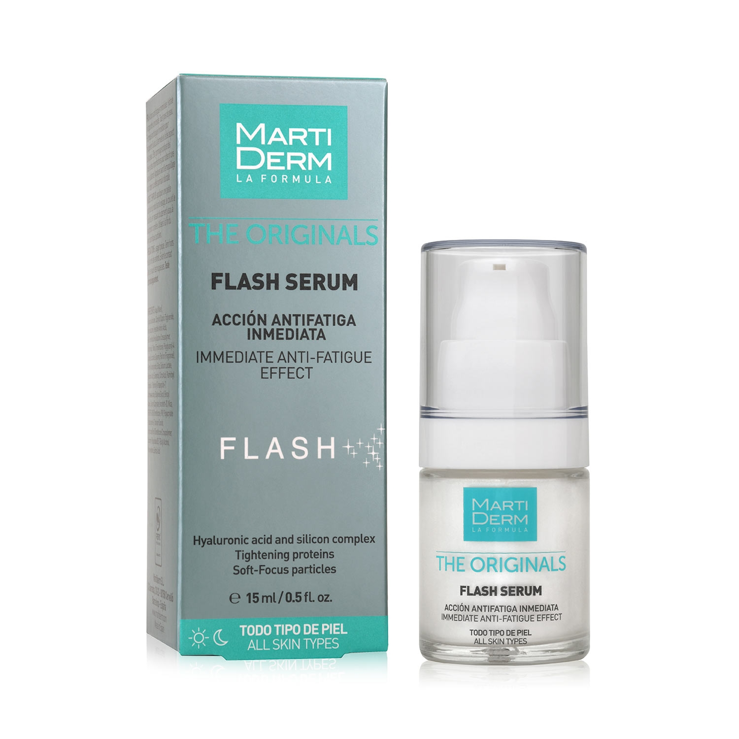 MARTIDERM SÉRUM FLASH 15ML