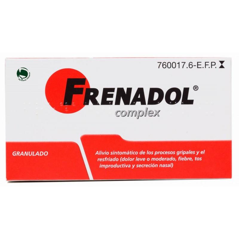FRENADOL COMPLEX 10 SOBRES.