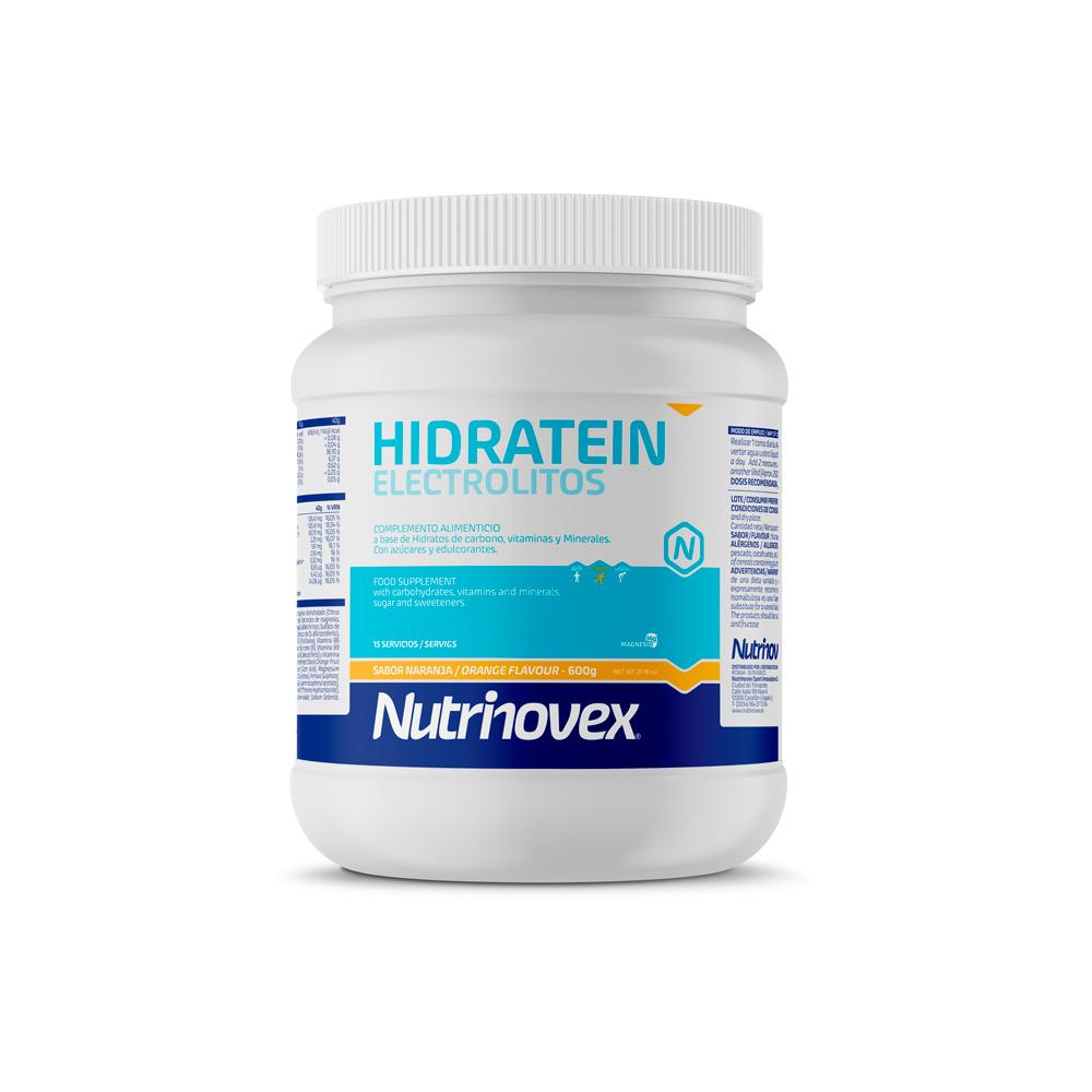 NUTRINOVEX HIDRATEIN NARANJA 600 G