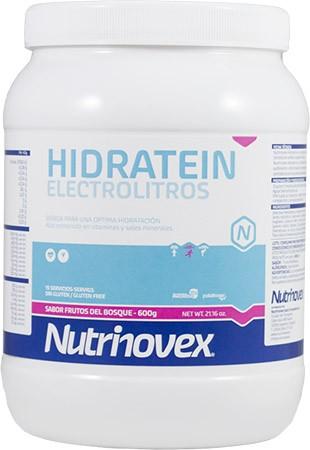 NUTRINOVEX HIDRATEIN FRUTOS DEL BOSQUE 600 G