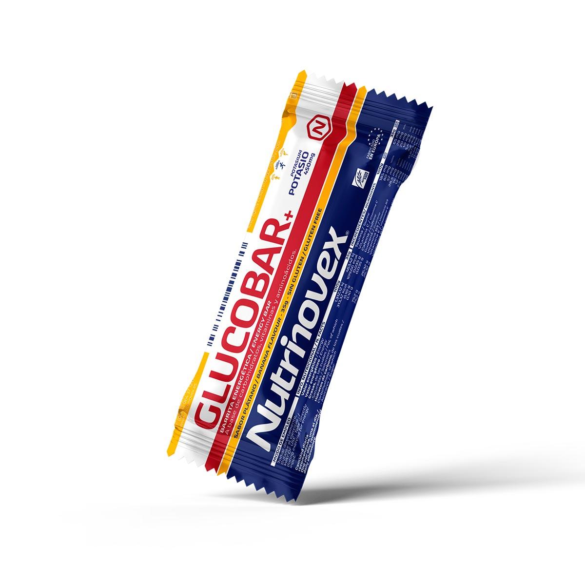 NUTRINOVEX GLUCOBAR PLATANO