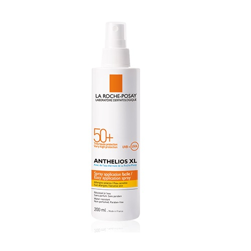 ANTHELIOS SPF 50+ SPRAY ULTRA LIGHT 200 ML