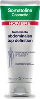 SOMATOLINE COSMETIC HOMBRE TOP DEFINITION ABDOMINALES 200 ML
