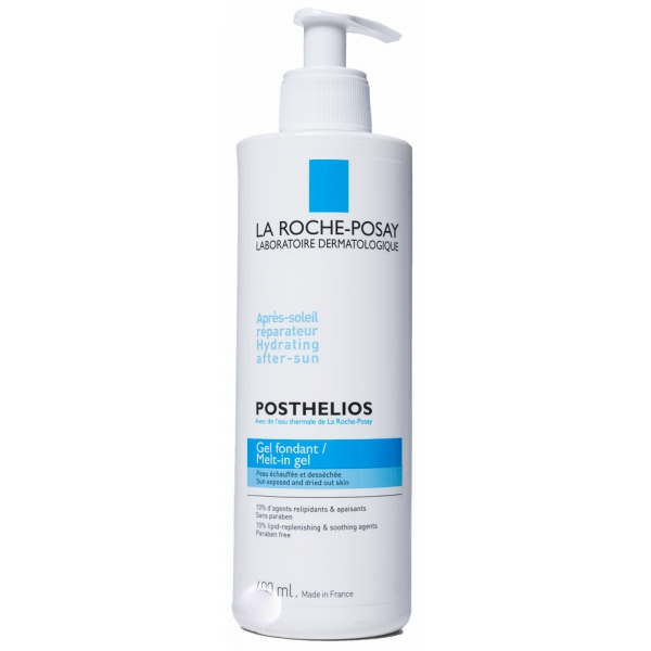 POSTHELIOS GEL FUNDENTE CALMANTE  400 ML