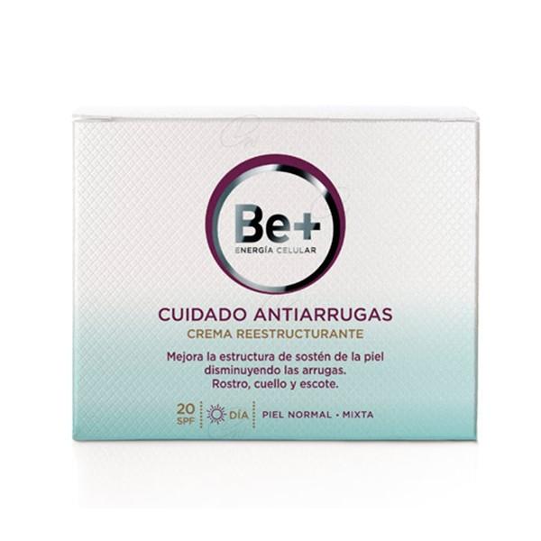 BE+ CUIDADO ANTIARRUGAS CREMA HIDRATANTE SPF-20 50 ML