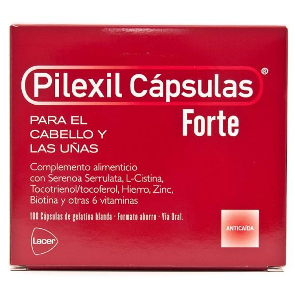 PILEXIL FORTE COMPLEMENTO NUTRICIONAL 100 CAPS