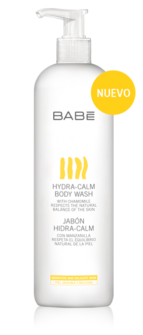BABE JABON HIDRA-CALM  500 ML