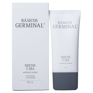 BASICOS GERMINAL NOCHE Y DIA ANTIEDAD GLOBAL  50 ML