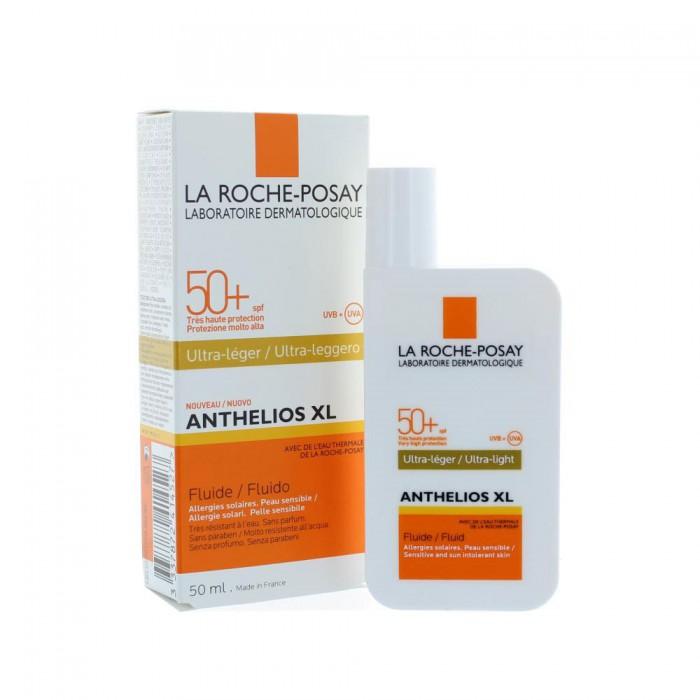 ANTHELIOS XL 50+ FLUIDO CON PERFUME 50 ML