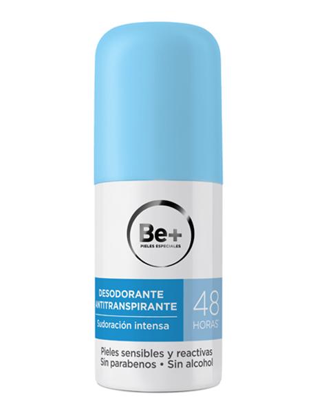 BE+ DESODORANTE ANTITRASPIRANTE 48 H
