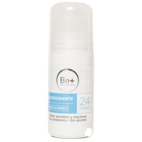 BE+ DESODORANTE 24 H SIN ALUMINIO  50 ML