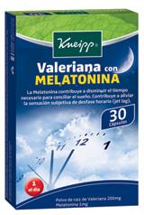KNEIPP VALERIANA MELATONINA  30 CAPSULAS