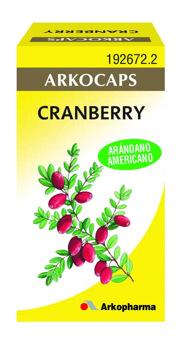 ARKOCAPS CRANBERRY 42 CAPS