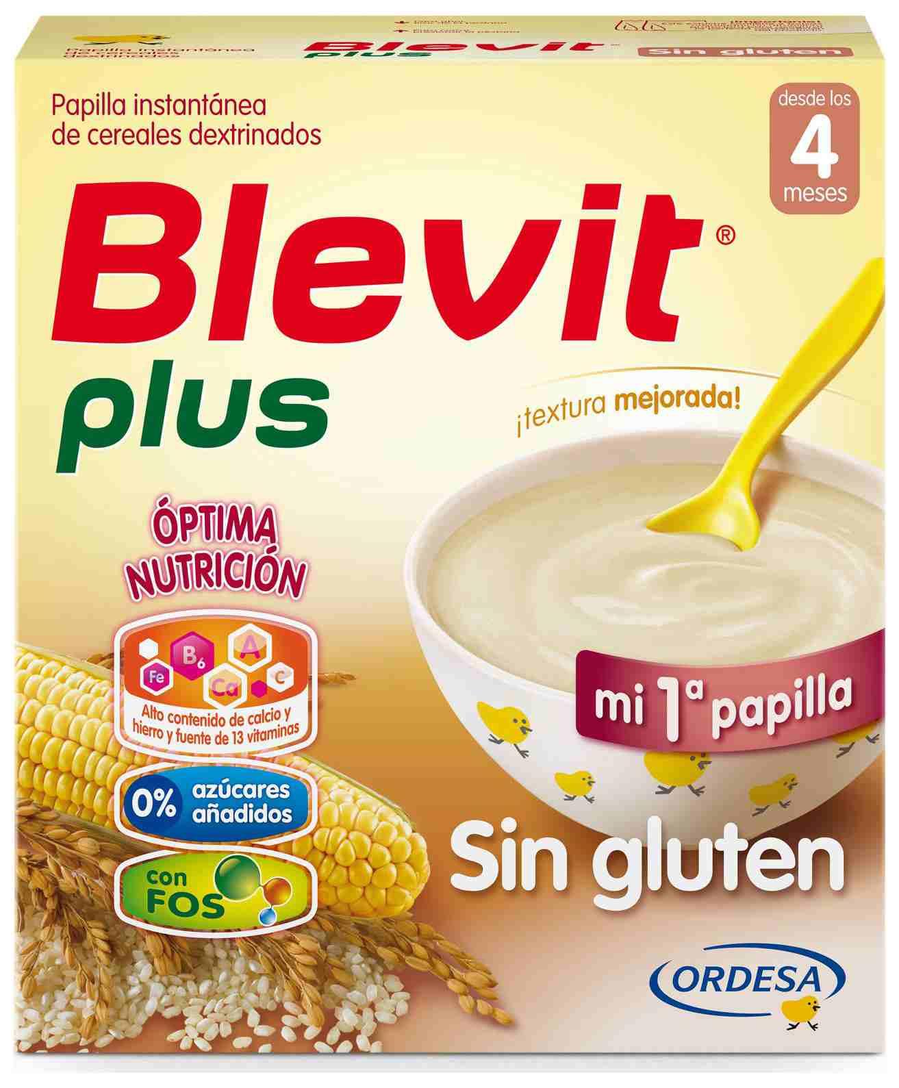BLEVIT PLUS S/G 300 G