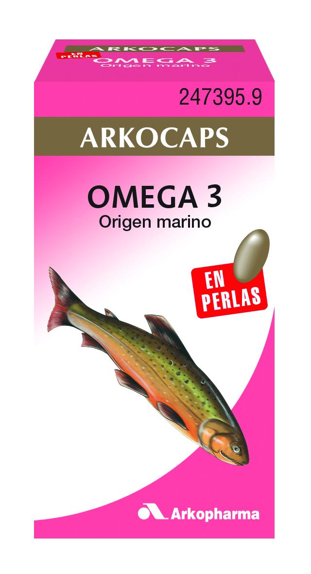 ARKOCAPS OMEGA3  50 PERLAS