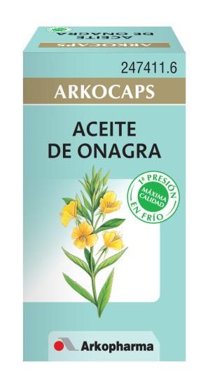 ARKOCAPS ACEITE ONAGRA 50 CAPS