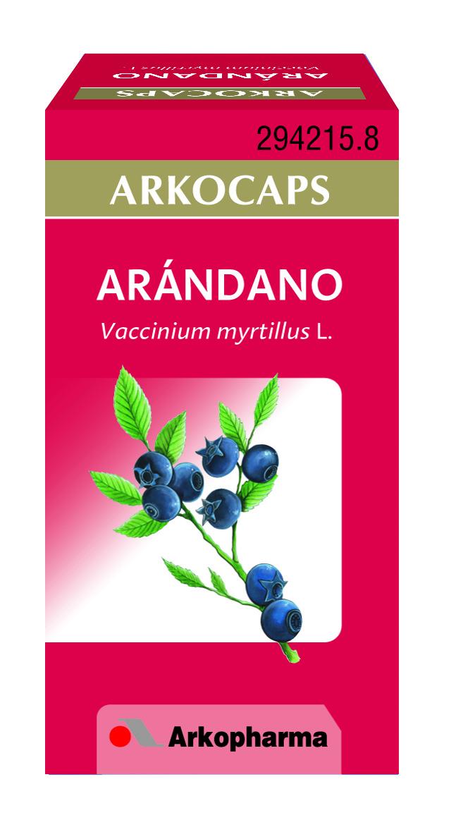 ARKOCAPSULAS ARANDANO 50 CAPS