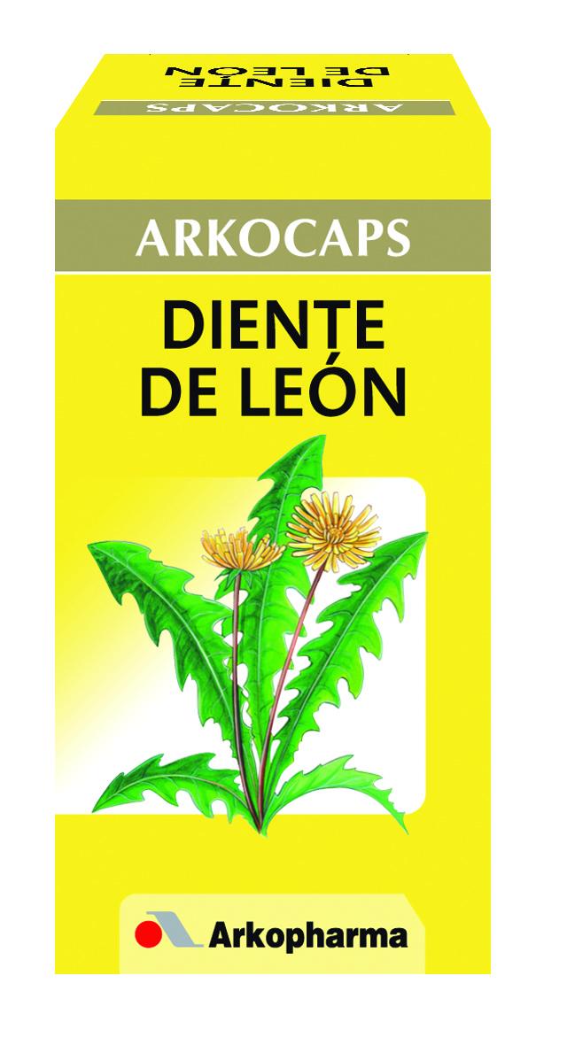 ARKOCAPSULAS DIENTE LEON 50CAP