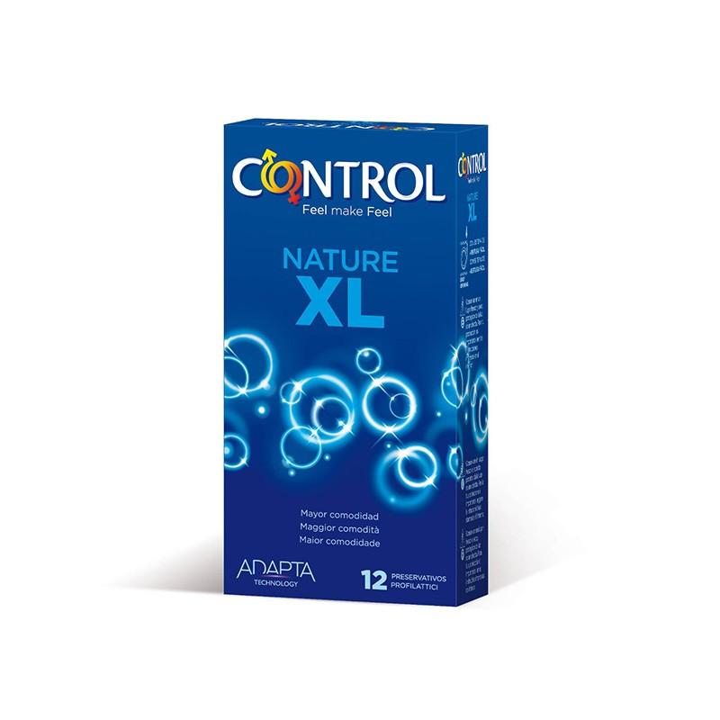 PRESERVATIVO CONTROL NATURE XL 12 U