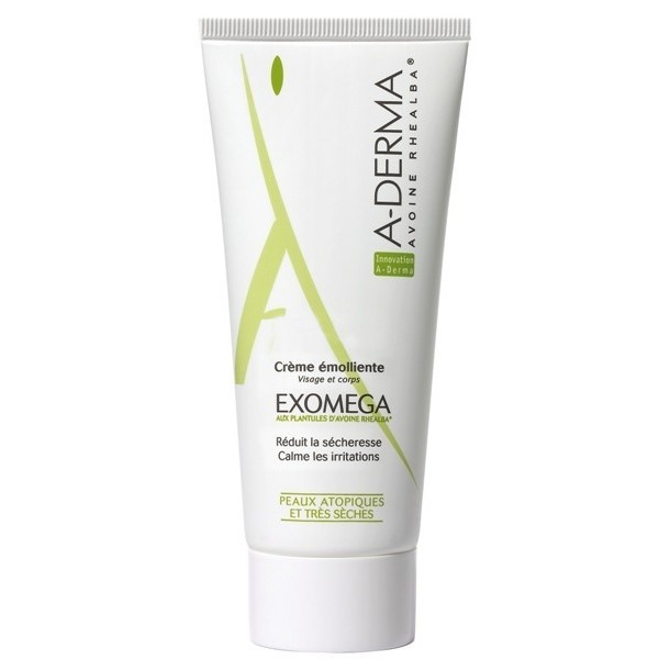 ADERMA EXOMEGA CR 200 ML