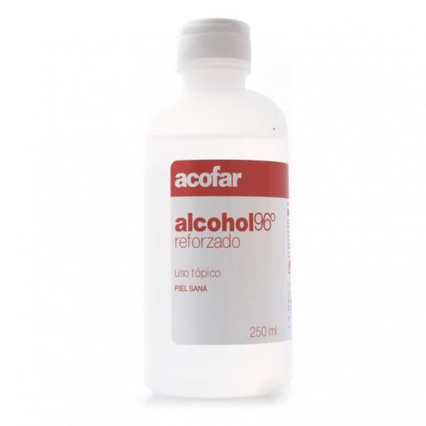 ALCOHOL 96º ACOFAR  250 ML