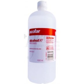 ALCOHOL 96º ACOFAR 1000 ML
