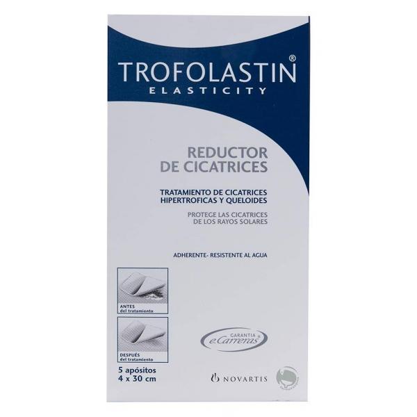TROFOLASTIN REDUCTOR DE CICATRICES 4X30 5 UN.
