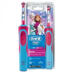 CEPILLO ELECTRICO ORAL B PACK NIÑOS FROZEN REGALO ESTUCHE
