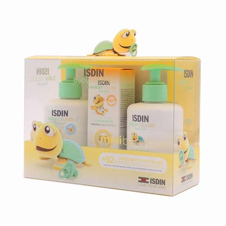 ISDIN BABY NATURALS MINI BABY BOX