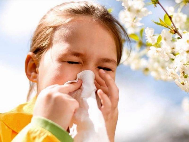 Cómo combatir alergia primaveral