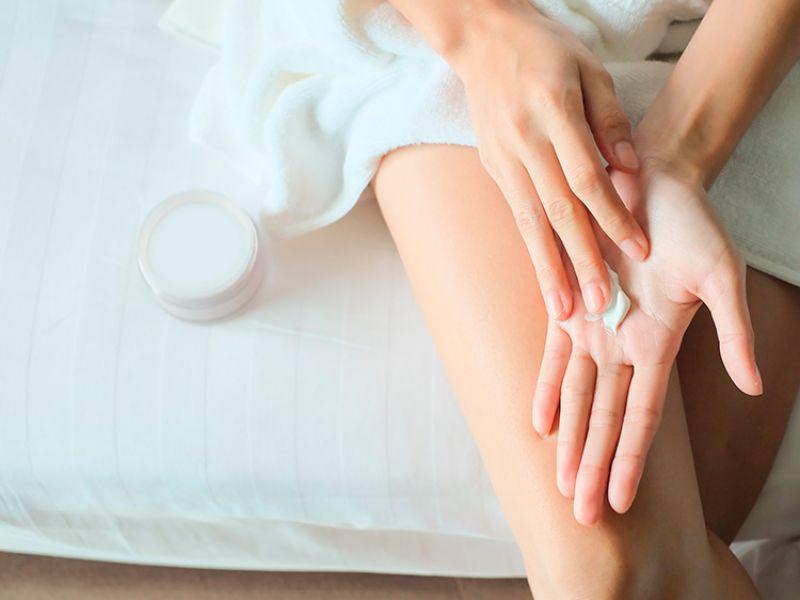 Diferencia cremas y lociones corporales