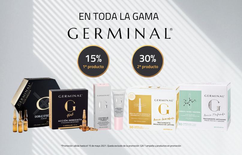 Promoción gama Germinal